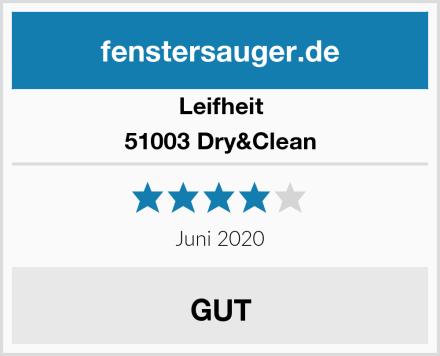 Leifheit 51003 Dry&Clean Test