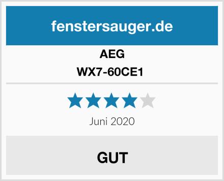 AEG WX7-60CE1  Test