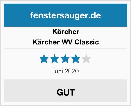 Kärcher Kärcher WV Classic Test
