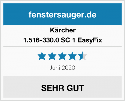 Kärcher 1.516-330.0 SC 1 EasyFix Test
