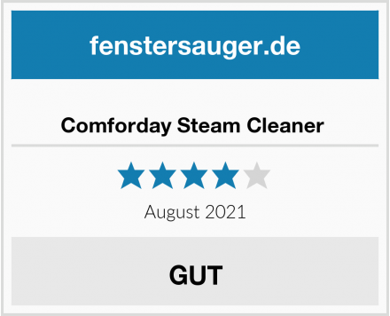Comforday Steam Cleaner  Test