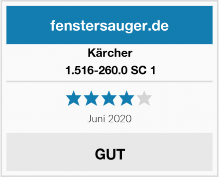 Kärcher 1.516-260.0 SC 1 Test