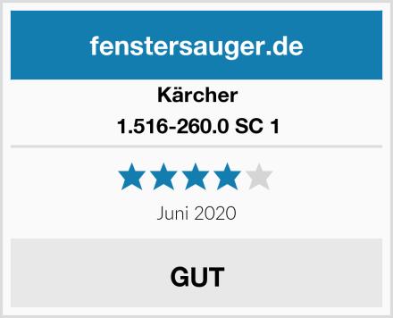 Kärcher 1.516-260.0 SC 1 Test