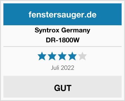 Syntrox Germany DR-1800W Test