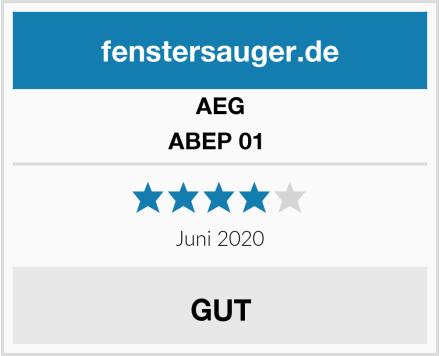 AEG ABEP 01  Test