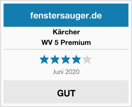 Kärcher WV 5 Premium Test