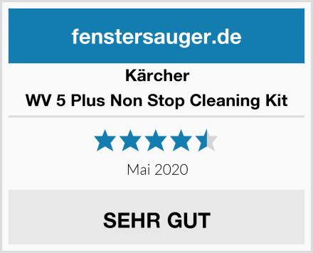 Kärcher WV 5 Plus Non Stop Cleaning Kit Test