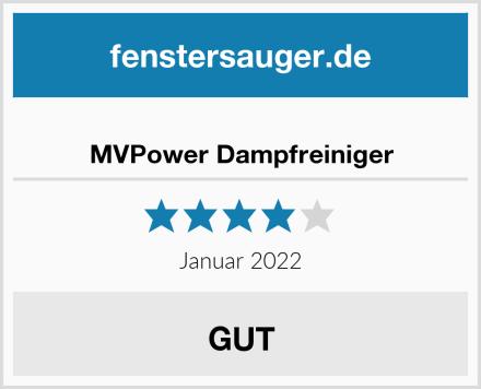 MVPower Dampfreiniger Test
